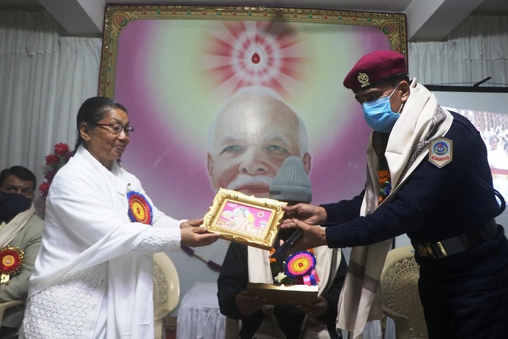 पिता श्री जी की ५२ वी पुण्य स्मृति दिवस में नेपाल के वीरगंज में स्नेह मिलन कार्यक्रम
